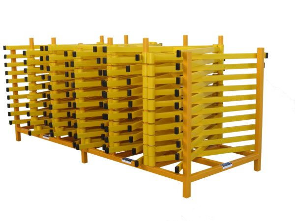 Barricade Legs Stillage