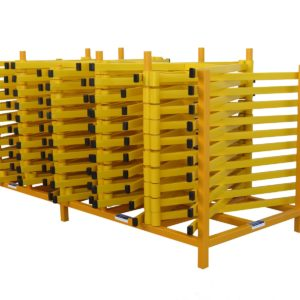 Heavy Duty Barricade Leg Stillage, a-frame barricade legs stillage