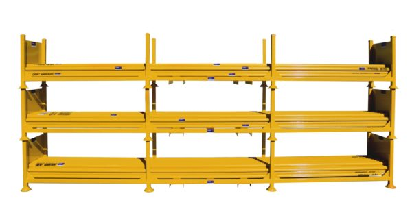 Barricade Pole Stillage